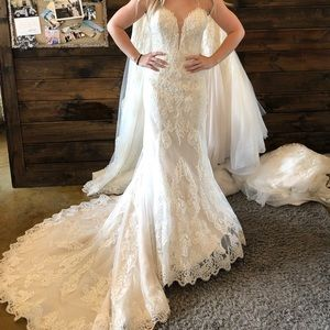 Maggie Sottero Wedding Dress -Brand New With Tags